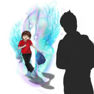 Cover picture of Joshua and Stranger Danger