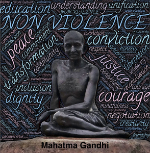 Mohandas Gandhi is the epitome of Agape Love